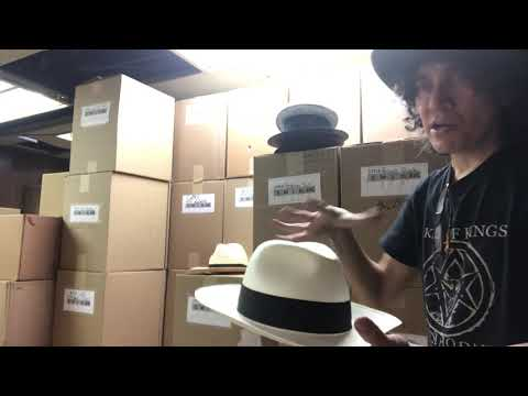 Panama Hats… Quick Guide