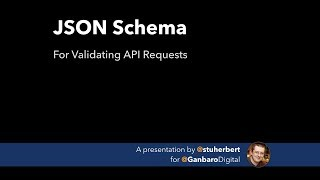 json schema validation c - TH-Clip