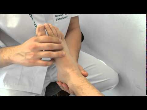 Hormigueo en la osteoartritis de la rodilla