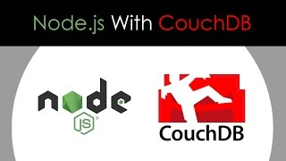 Node js With CouchDB
