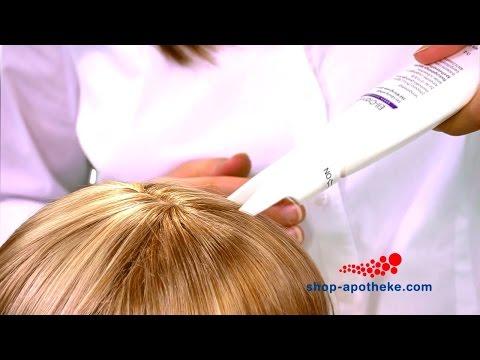 Die Mittel für das Verpacken des Haares nicht die Schädlichen