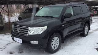 Обзор Toyota Land Cruiser 200