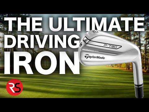 THE ULTIMATE DRIVING IRON! TaylorMade P790 UDI Review