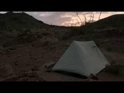Rancherias Spring Campsite overview