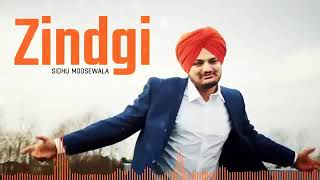Zindagi  ( Unreleased ) ( Full HD Song ) | Sidhu Moosewala | Latest Punjabi Song 2018 |