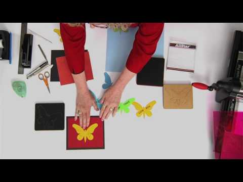 Ellison Education Lesson Plan #12065: Butterfly Puzzle Pieces