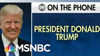 New: Trump Could Be Impeached Partly For Admissions On Fox News | The Beat With Ari Melber | MSNBC