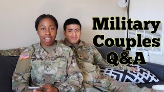 Military Couple Q&A With The Sanchezs