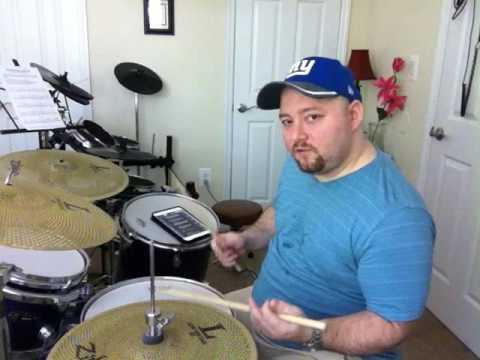 """Zac Treby's Drum Studio International: """"40 Rudiments: Single Drag Tap"""""""