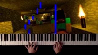 minecraft wet hands piano cover - TH-Clip