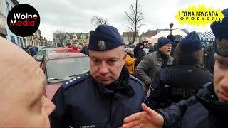 Puck w Łowiczu 2020-02-20