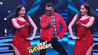 Nora Fatehi & Terence Lewis Dance Performance  | India's Best Dancer