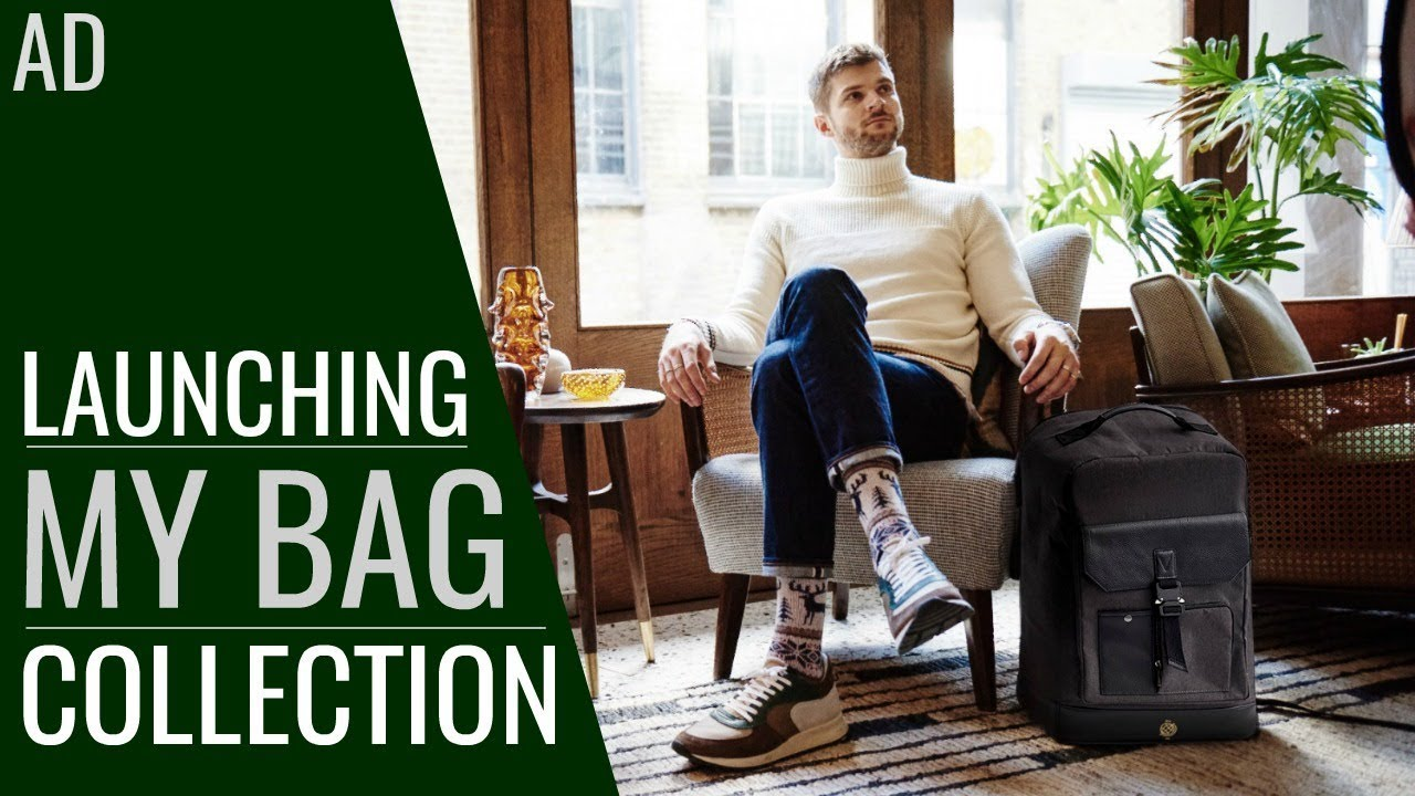 DESIGNING & LAUNCHING A BAG COLLECTION | AD