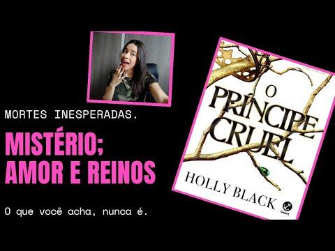 O Príncipe Cruel (Holly Black)/ FIQUEI PASSADA DE TÃO BOM. TEM  MORTES E Vilões.