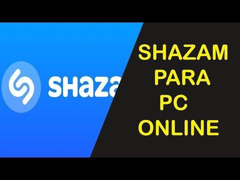 SHAZAM PC | IDENTIFICADOR DE MÚSICAS ONLINE 2018 - 2019