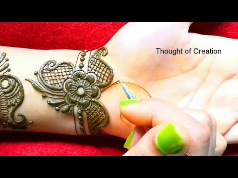 Download Arabic Mehndi Design Unique And New Thought Of Creation