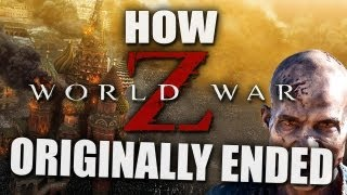 Gambar cover How WORLD WAR Z Originally Ended