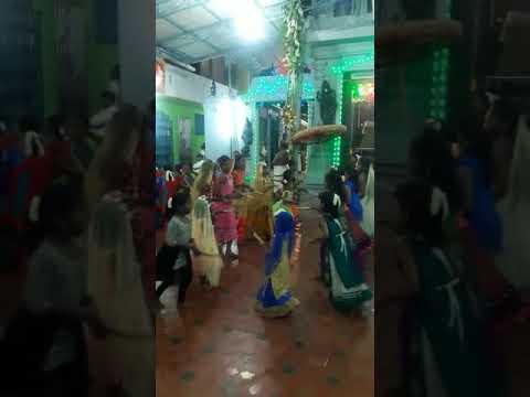 Vattavilai Tirupati Temple Brahmotsavam & Thirukalyana Utsavam Started Kolattam Video