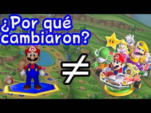 ¿Por qué los Mario Party no son como antes? (Pon el video en velocidad 1.25x)