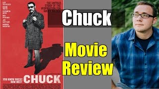 Chuck Movie Review