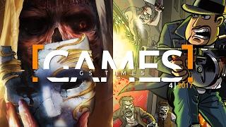 GS Times [GAMES] 4 (2017). Deus Ex, Torment, Guns, Gore & Cannoli 2