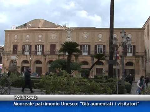 "Monreale entra nel patrimonio Unesco, Capizzi: ""Turisti aumentati"""