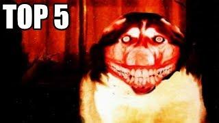TOP 5 - (Mých) Creepypast