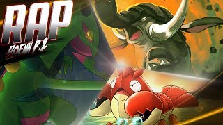 Donphan  - (Pokémon) - RAP HOENN p.2 f.Enygma | Sceptile, Donphan e Corphish| Pokémon  p.HollywoodLegend