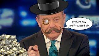 Fox Business' Stuart Varney Shamelessly Advocates for Late Stage Capitalism