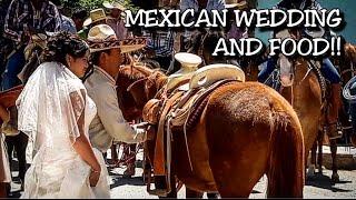 Traditional MEXICAN Wedding & Quinceañera PARTY - AMAZING Mexican Food!!