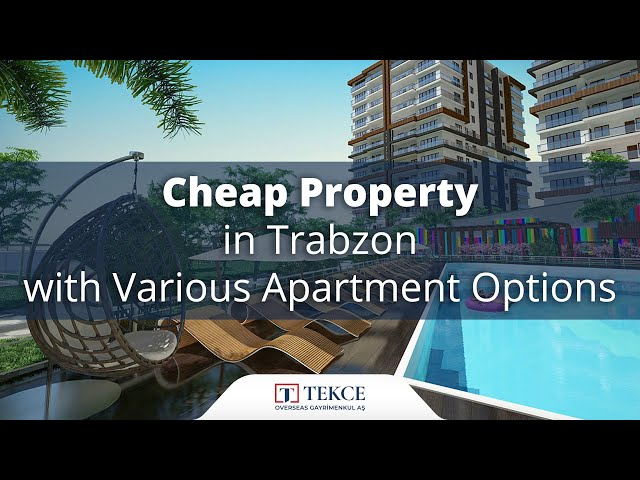 Property in Trabzon with Affordable Price