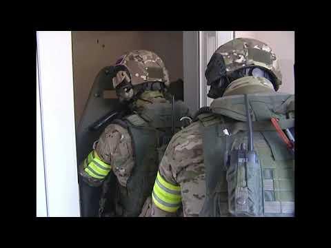 Антитеррористическое учение Оперативного штаба в Республике Башкортостан