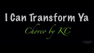 I Can Transform Ya by Chris Brown - Power Fitness & HIIT choreo by KC