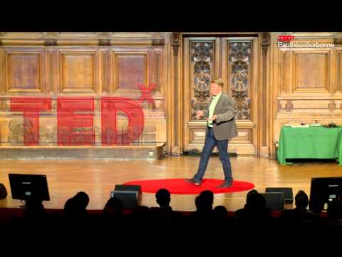 TEDxPanthéonSorbonne Questiology or the art of asking good questions Frederic Falisse