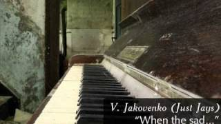 2STORY MUSIC - When the sad | PIANO INSTRUMENTAL, SAD MUSIC, ГРУСТНАЯ МУЗЫКА