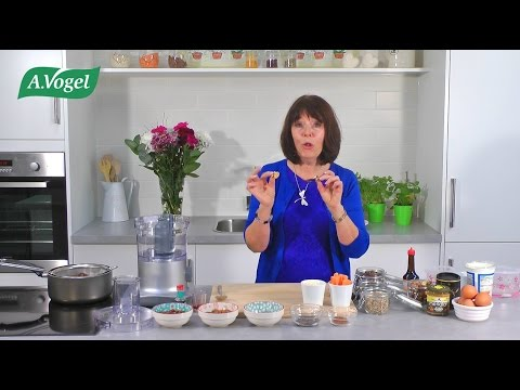 Healthy snacks for a healthy menopause