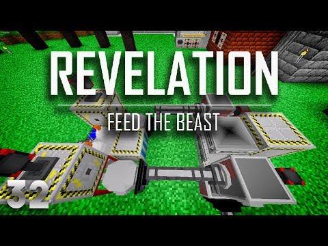 FTB Revelation EP34 NuclearCraft Fission Reactor - смотреть онлайн
