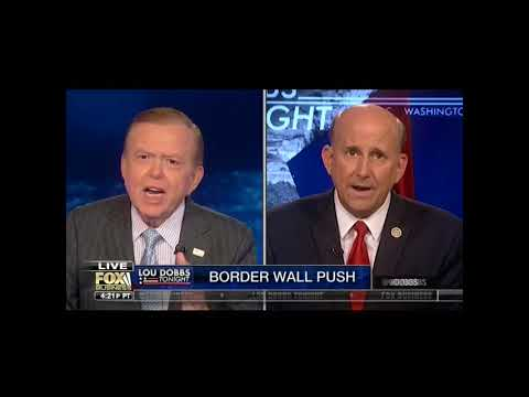 Gohmert on Border Wall: 'Some of Us Are Not Giving Up""
