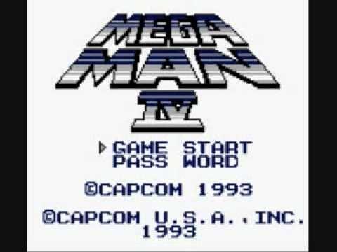 megaman 4 game boy