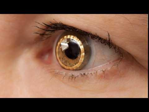 Sony cria patente de lente de contato capaz de gravar vídeos e movida a piscar de olhos
