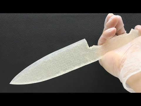 Slicing and Dicing with the Rice Knife