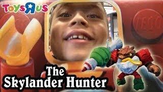 "Toys ""R"" Us Shopping! JOLLY BUMBLE BLAST, Minecraft, Disney Infinity, LEGO, Angry Birds GO!"