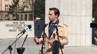 Dwa ponure żarty rządu na prima aprilis – Krzysztof Bosak