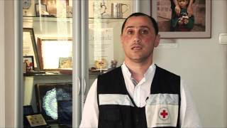 My Red Cross Story - Arman (Armenian)