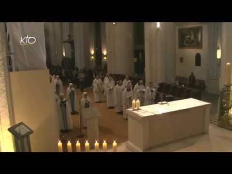 Vêpres et Eucharistie du 10 mai 2014