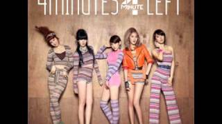 [AUDIO/HQ] 4minute - 거울아 거울아 (Mirror Mirror)