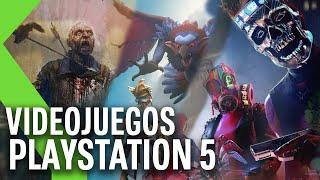 Los VIDEOJUEGOS que llegarán a PLAYSTATION 5 - ¿Los más esperados?