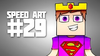 SPEED ART - #29 - FoxOnAir