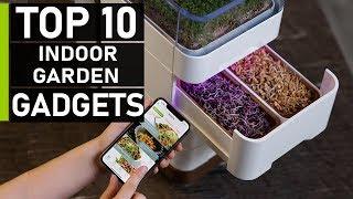 Top 10 Smart Indoor Gardening Gadget Inventions