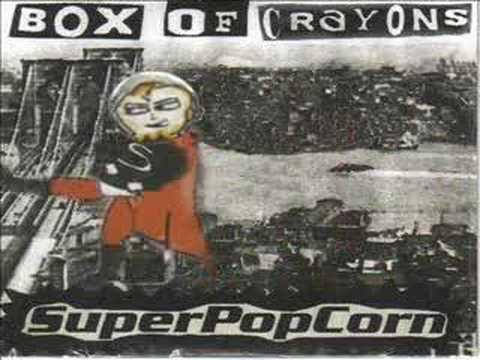 Williamsburg - Box Of Crayons